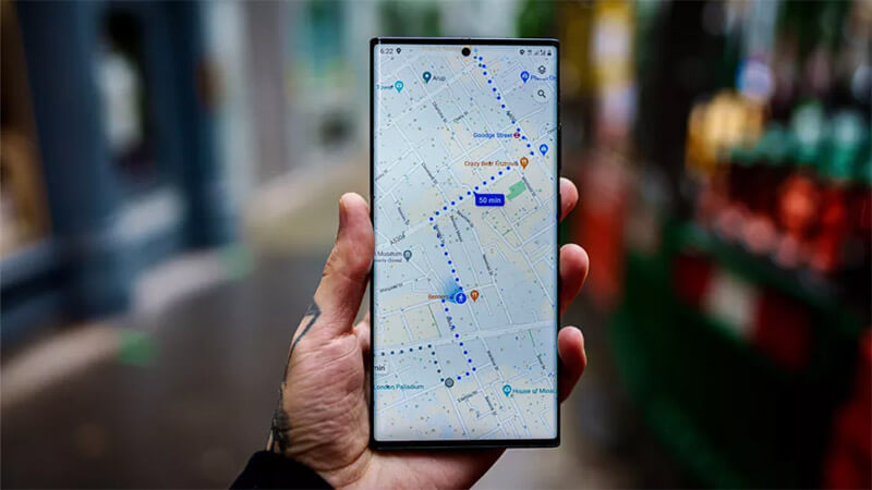 android fake location