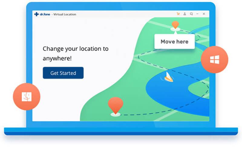 location spoofing iOS