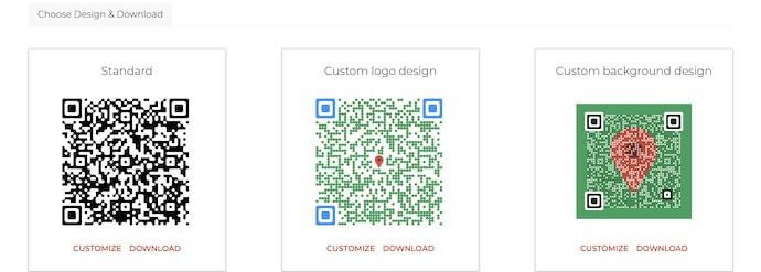 customize qr