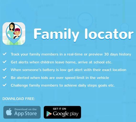 family locator app