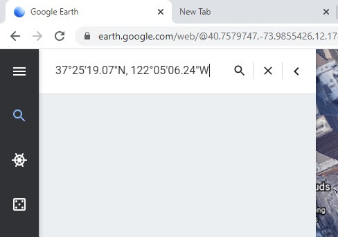 google earth address lookup 8