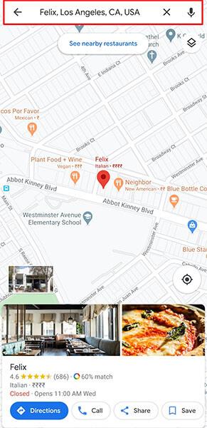 share location google maps app 1