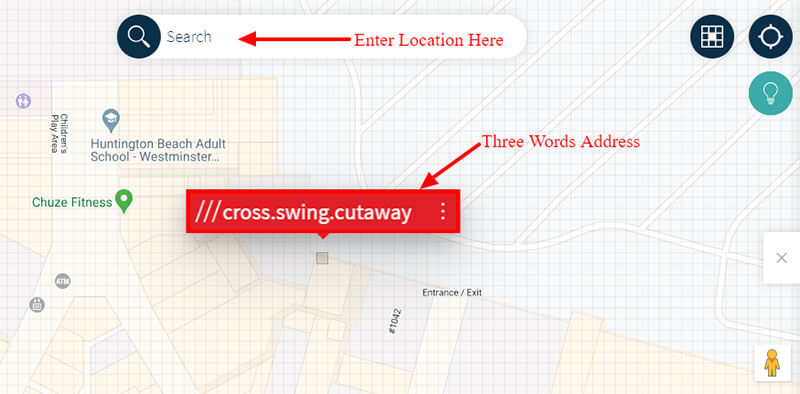 what3words 1