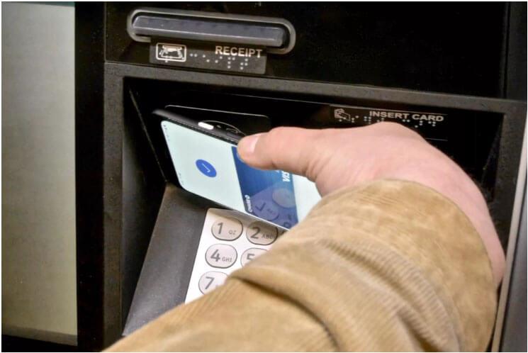 withdraw cash gpay