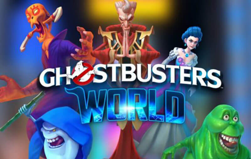 ghostbusters world game