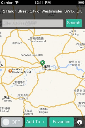 iphone location faker app