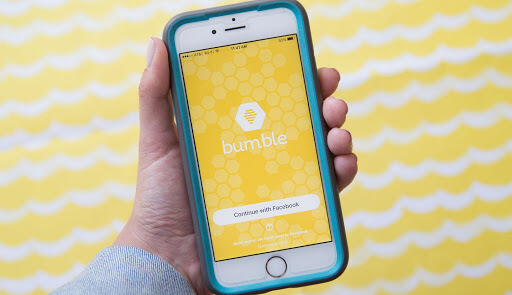 bumble phone number banner