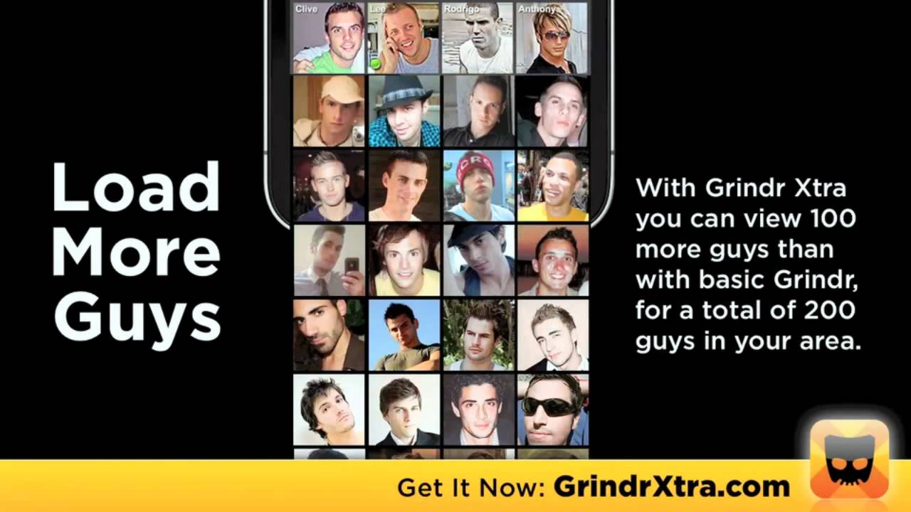 how does grindr xtra work