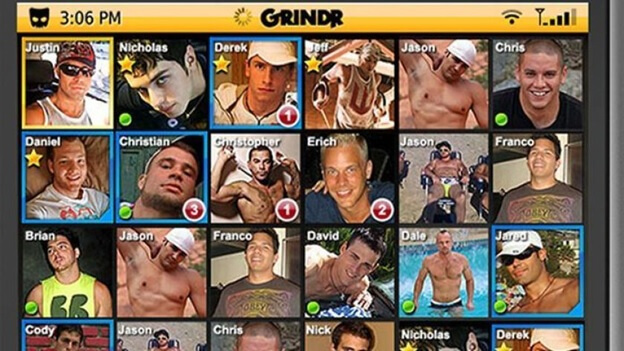 Grindr App Pic