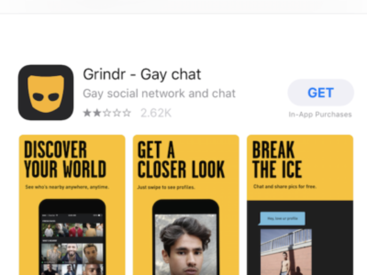 search grindr xtra
