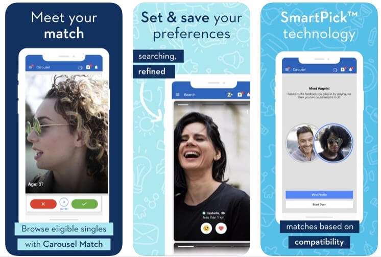 zoosk app features