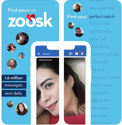 zoosk app introduction