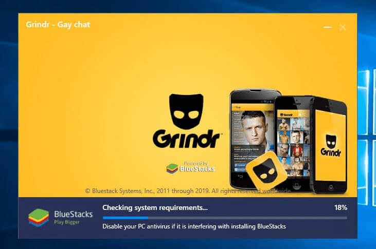 choose the desired app