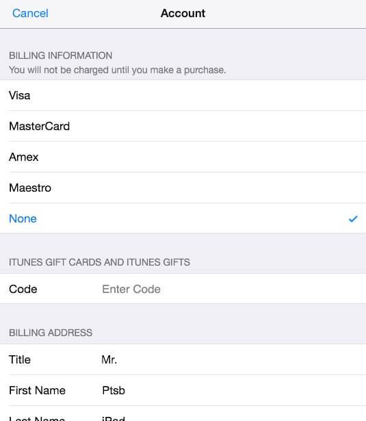 bill info app store