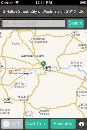 cydia location faker app 2