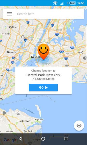 fake location app hola