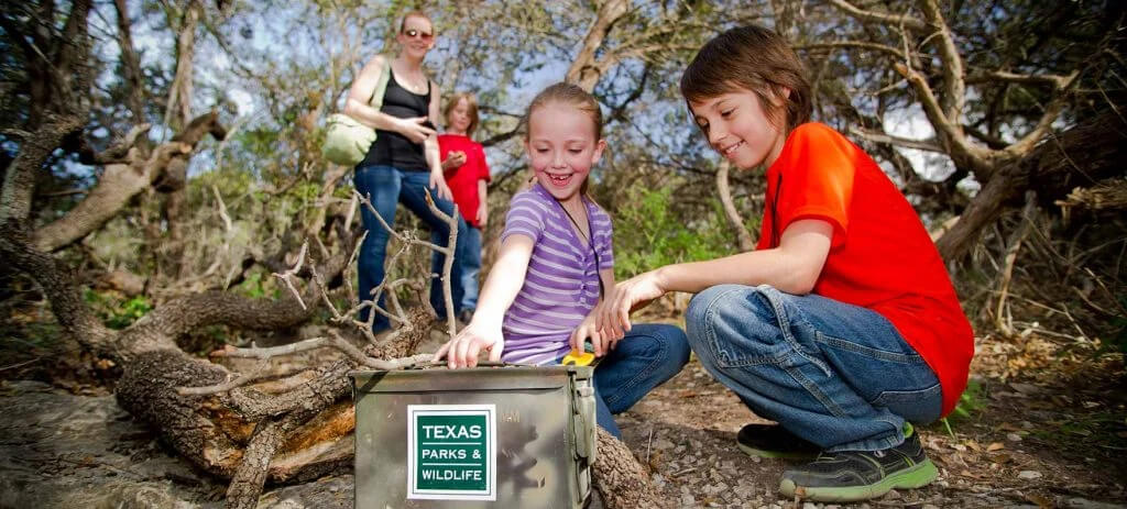 geocaching for kids 1