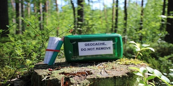 how to geocache 1