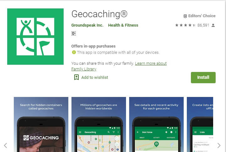 how to geocache 4