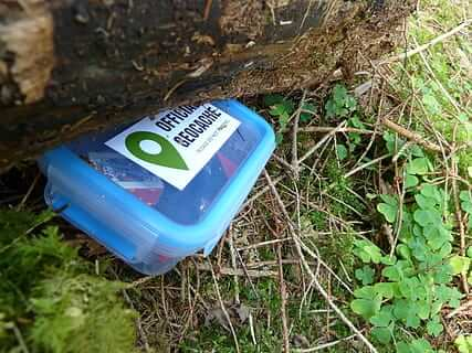 how to hide geocache 1