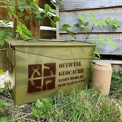 types geocache containers 10