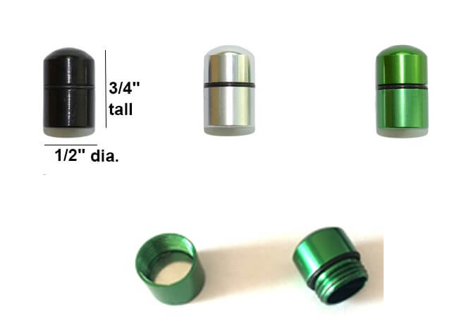 types geocache containers 2
