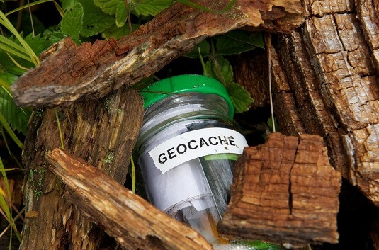 types geocache containers 4