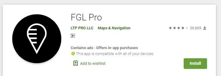 FGL Pro Joystick Price