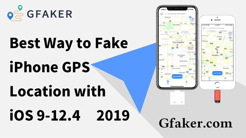 GFaker GPS Joystick