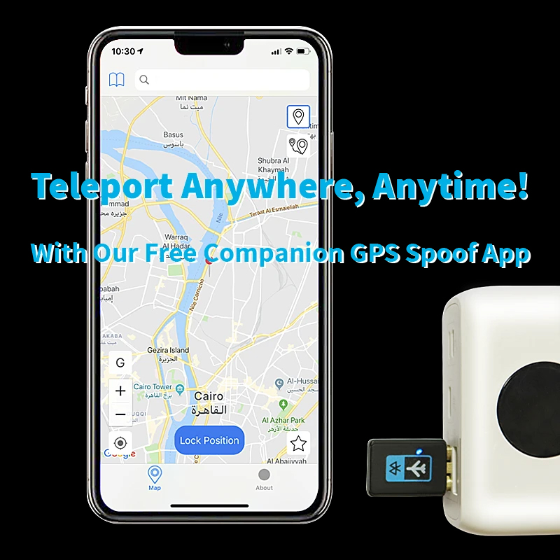 iTeleporter GPS Joystick