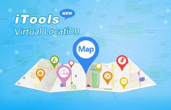 iTools GPS Joystick