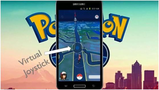 Pokemon Go Joystick iOS