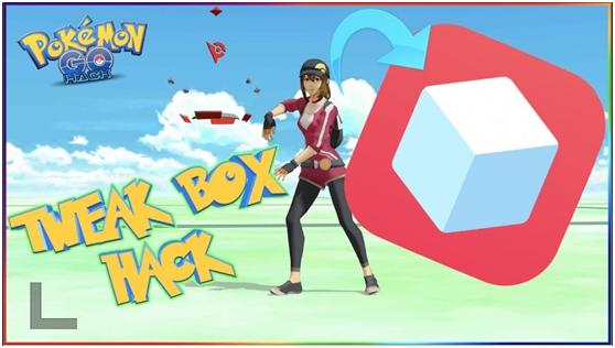 Tweak BOX Pokemon Go Joystick iOS
