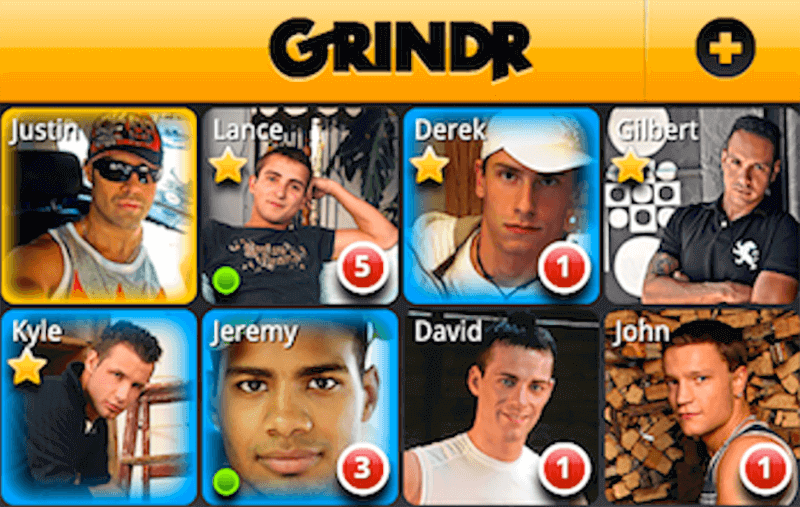 how grindr affected the gay community