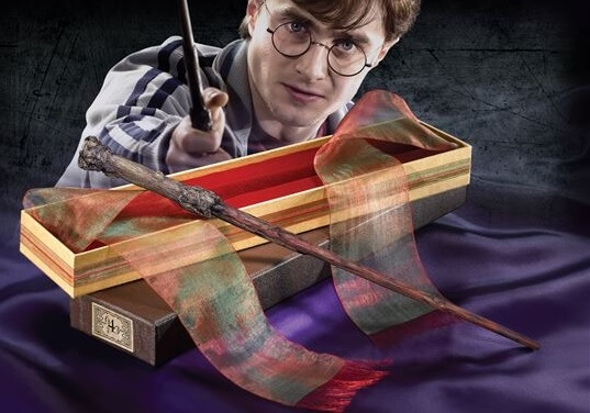 Harry potter wand pic 6