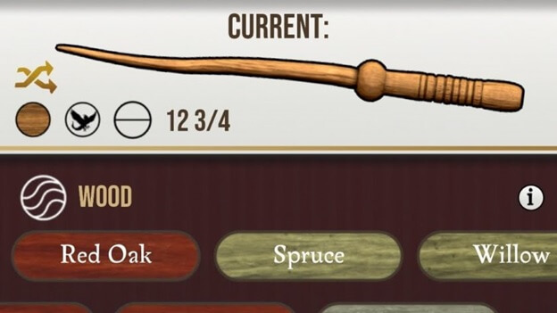 Wizards Unite Wand Pic 1