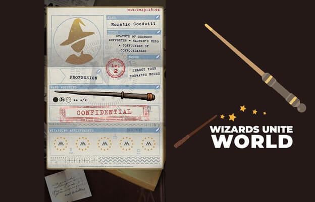 Wizards Unite Wand Pic 2