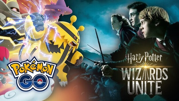 harry potter vs pokemon go 1