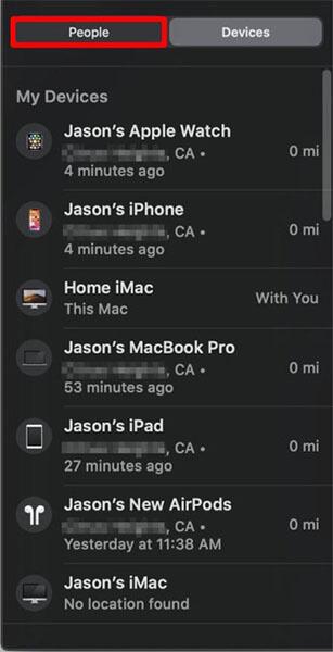find my app 2