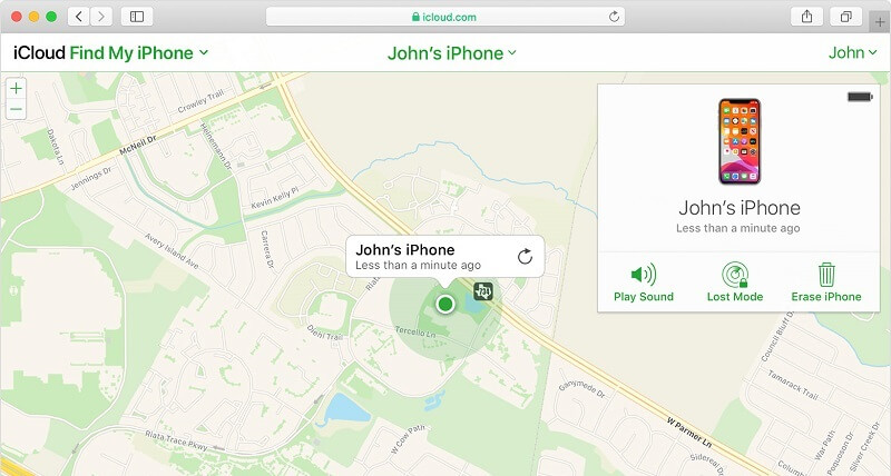find my iphone guide 9