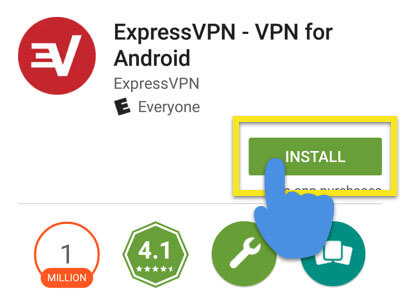 set up vpn android 1