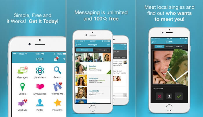 pof app interface 2