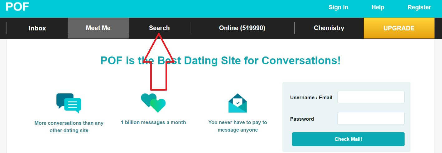 4 POF User Search Tactics You Should Have Known Earlier