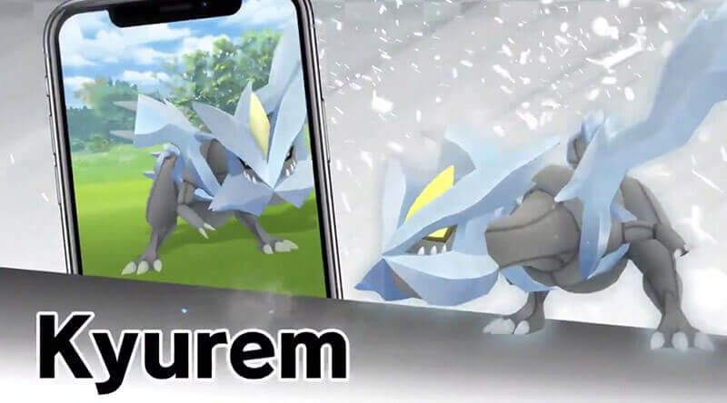 what is kyurem