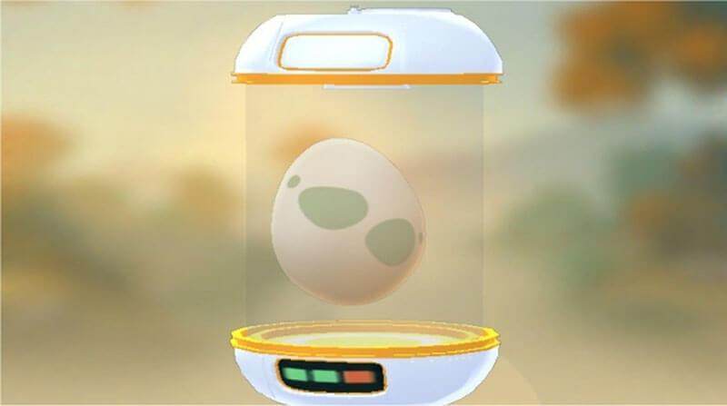 add a pokemon egg