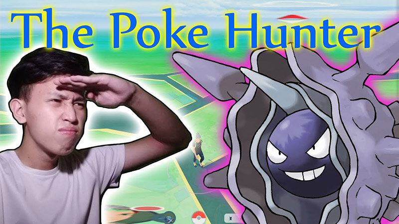 PokeHunter Map Pokemon Go