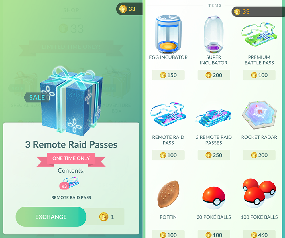 how to get a remote raid pass