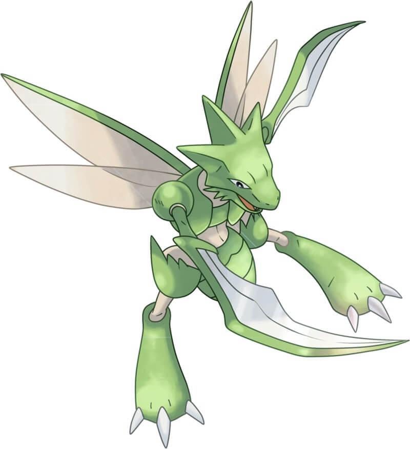 Pokémon Scyther