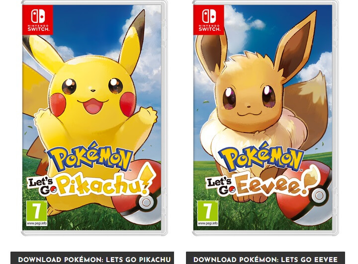 download lets go pikachu eevee