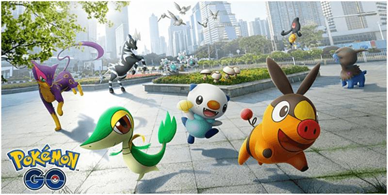 pokemon go with fake gps